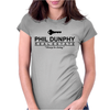 Phil Dunphy Real Estate,,,,, Womens Fitted T-Shirt