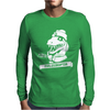 Philosoraptor Mens Long Sleeve T-Shirt