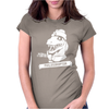 Philosoraptor Womens Fitted T-Shirt