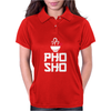 Pho Sho Foodie Asian Food Humor Chopsticks Funny Womens Polo