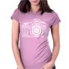 Photographer Camera Womens Fitted T-Shirt