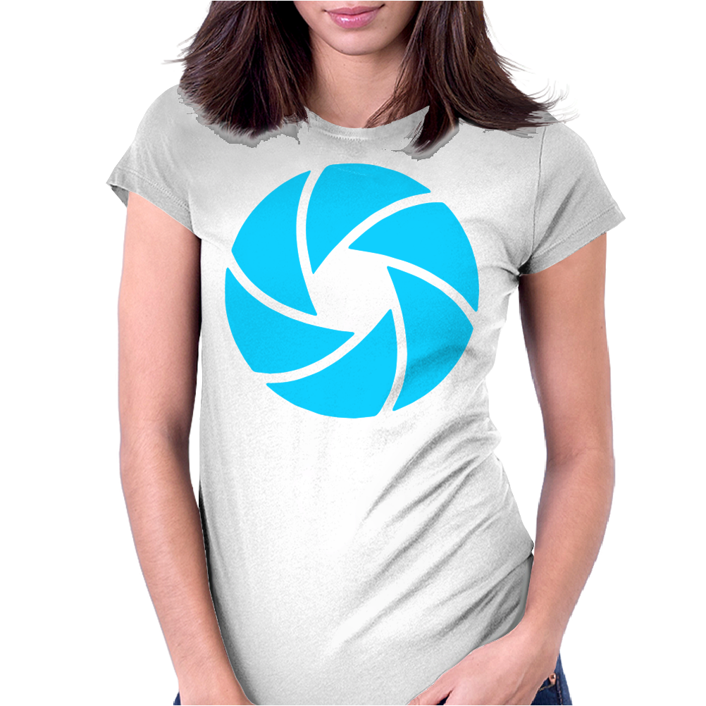 Photography Womens Fitted T-Shirt