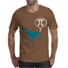 Pi Bird Mens T-Shirt