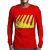 Piano Keys Mens Long Sleeve T-Shirt