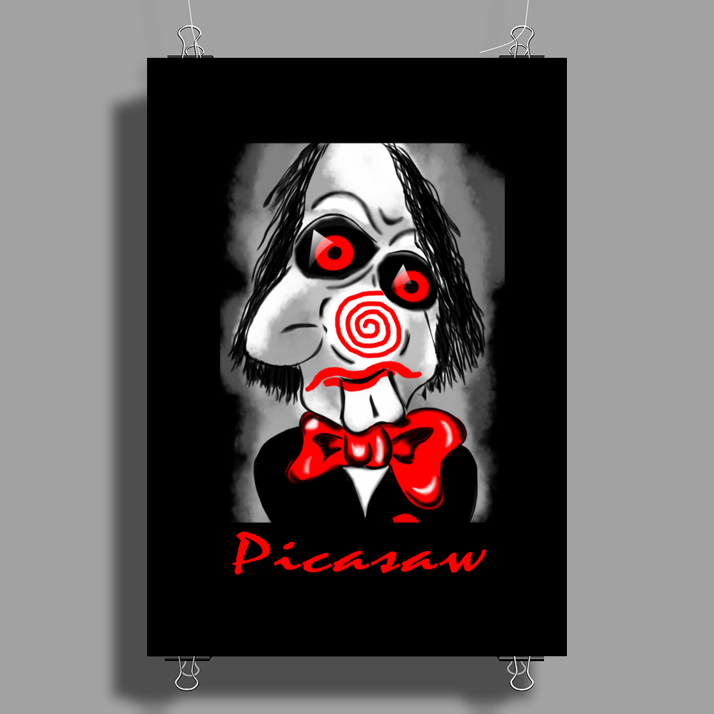 PICASAW Poster Print (Portrait)