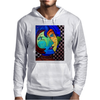 PICASSO BY NORA  2 FACES Mens Hoodie