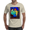 PICASSO BY NORA  2 FACES Mens T-Shirt