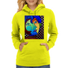 PICASSO BY NORA  2 FACES Womens Hoodie