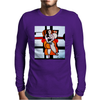 PICASSO BY NORA  CAT SITTING Mens Long Sleeve T-Shirt