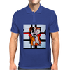 PICASSO BY NORA  CAT SITTING Mens Polo