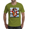 PICASSO BY NORA  CAT SITTING Mens T-Shirt