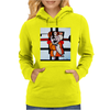 PICASSO BY NORA  CAT SITTING Womens Hoodie
