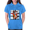 PICASSO BY NORA  CAT SITTING Womens Polo