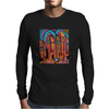PICASSO BY NORA  FOUR EYES Mens Long Sleeve T-Shirt