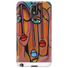 PICASSO BY NORA  FOUR EYES Phone Case
