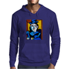 PICASSO BY NORA  MAN WITH A BALL Mens Hoodie