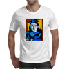 PICASSO BY NORA  MAN WITH A BALL Mens T-Shirt