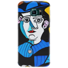 PICASSO BY NORA  MAN WITH A BALL Phone Case