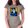 PICASSO BY NORA  MAN WITH A BALL Womens Fitted T-Shirt