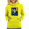 PICASSO BY NORA  MAN WITH A BALL Womens Hoodie