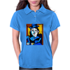 PICASSO BY NORA  MAN WITH A BALL Womens Polo