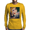 PICASSO BY NORA Mens Long Sleeve T-Shirt