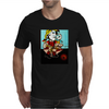 PICASSO BY NORA  PICASSO'S DAUGHTER WITH DOLL Mens T-Shirt