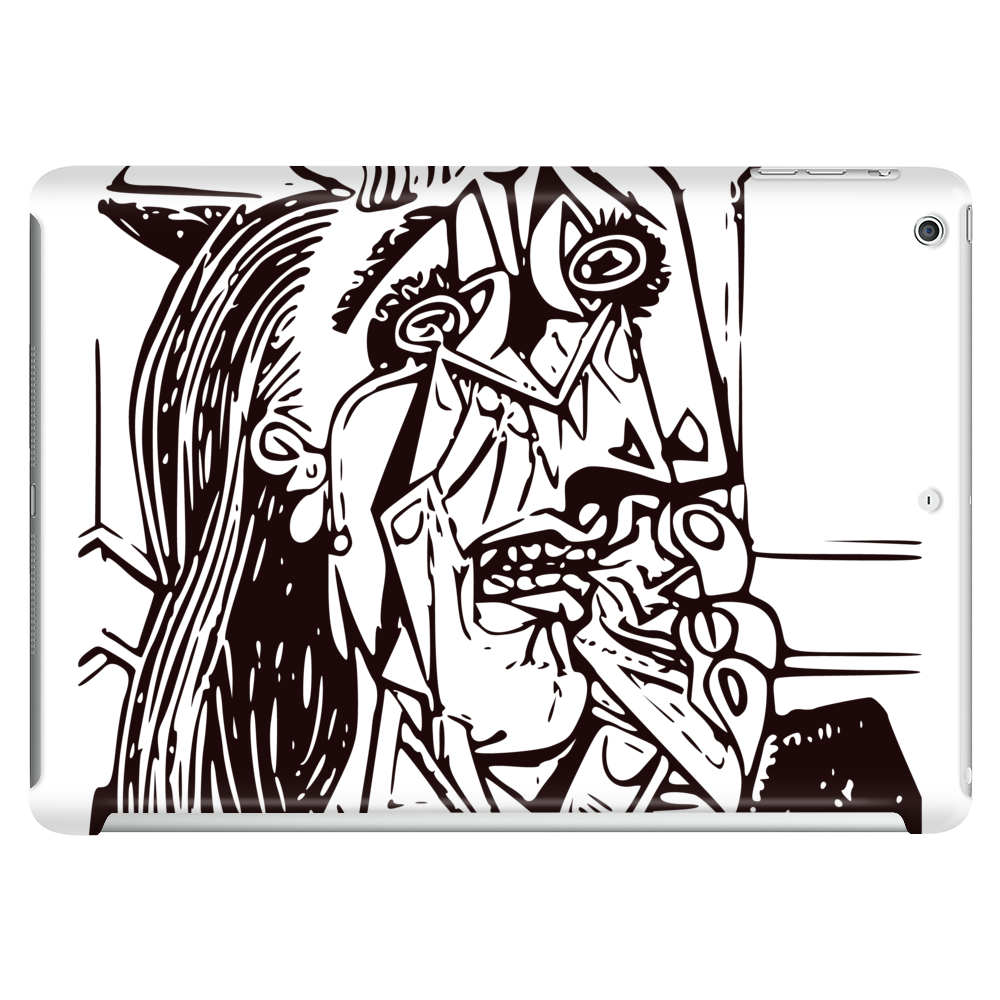 Picasso's Lady Tablet