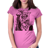 Picasso's Lady Womens Fitted T-Shirt