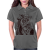 Picasso's Lady Womens Polo