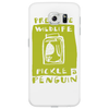 Pickle a Penguin Funny Phone Case