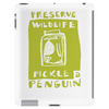 Pickle a Penguin Funny Tablet