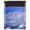 Picture of hurricane on earth Tablet
