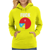 Pie Chart Funny Womens Hoodie