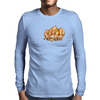 Pig, Pig and another Pig Mens Long Sleeve T-Shirt