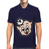 Piggly Wiggly Mascot Mens Polo