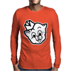 Piggly Wiggly Mens Long Sleeve T-Shirt