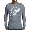Pigs Do Fly Mens Long Sleeve T-Shirt
