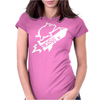 Pigs Do Fly Womens Fitted T-Shirt