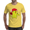 Pikachu Cute Pokemon Mens T-Shirt