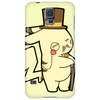 Pikachu gentlemon Phone Case