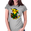 Pikachu Link Pokemon Zelda PikaLink G Womens Fitted T-Shirt