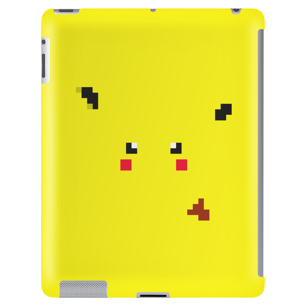 Pikachu Pokemon Pixels Tablet (vertical)
