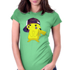 Pikachu Universe Womens Fitted T-Shirt
