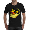 Pikagoku parody dragon ball z - pokemon Mens T-Shirt