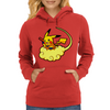 Pikagoku parody dragon ball z - pokemon Womens Hoodie