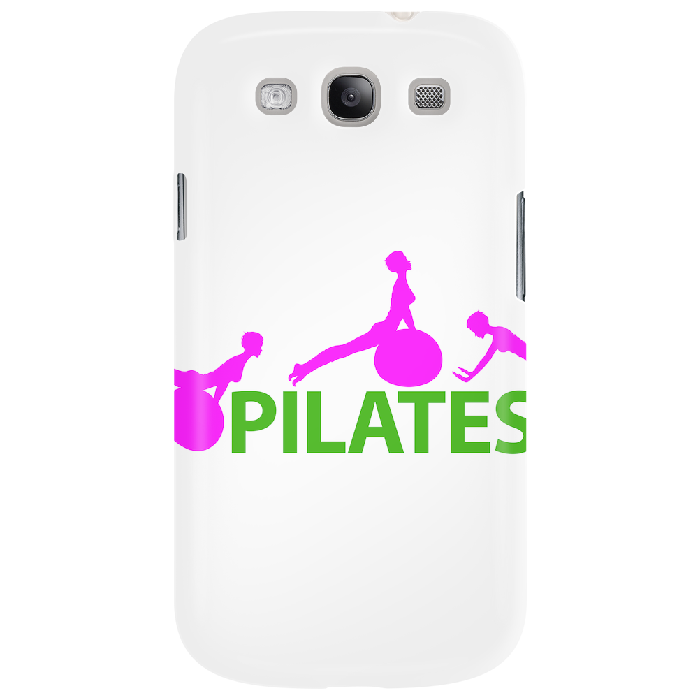 Pilates Phone Case