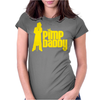 Pimp Daddy Womens Fitted T-Shirt