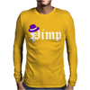 Pimp Hip Hop Mens Long Sleeve T-Shirt