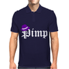 Pimp Hip Hop Mens Polo